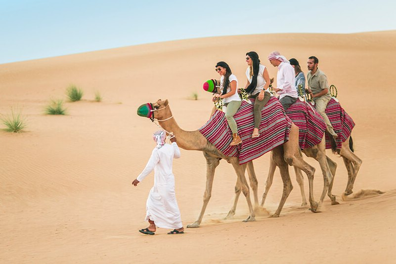 TOUR FREE & EASY DUBAI