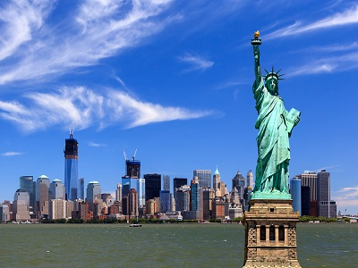 Du lịch Mỹ (New York – Philadelphia -  Washington – Lasvegas – Grand Canyon - Losangeles – Universal Studio - Hollywood - Sanjose - Sanfancisco) 11N10Đ